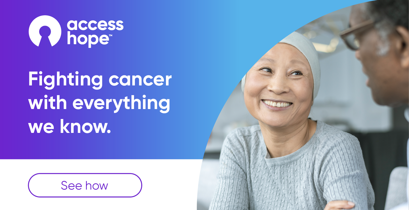 Fighting Cancer - Option 1